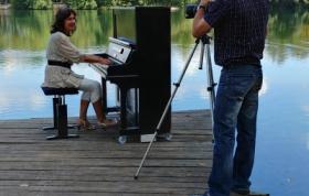 Hochzeitsvideo am See
